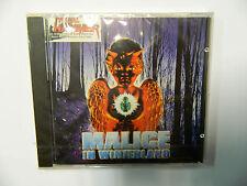 MALICE IN WINTERLAND - CD LIMITED EDITION PROMO NEU & OVP