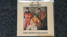 Mecano - The uninvited guest 7'' Single SUNG IN ENGLISH ITALY