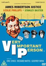 DVD:VERY IMPORTANT PERSON - NEW Region 2 UK 44