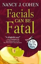 Facials Can Be Fatal (A Bad Hair Day Mystery)-ExLibrary
