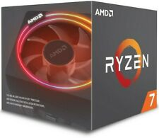 AMD Ryzen 7 2700X 3,7 GHz-4.3Ghz Cores 8/Threads 12 AM4 Sealed packaging NEW
