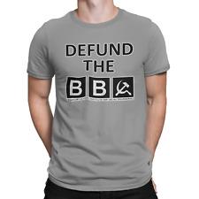 Defund the BBC protest t shirt uk british boris johnson labour politics