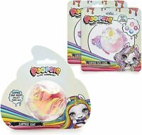 Poopsie Slime Surprise Unicorn Bath Bomb and Soap Set, For Teens Girls Kids
