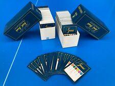 TRIVIAL PURSUIT Recharge Lot de 600 Cartes Jeu Edition GENUS 300 Questions ! FR