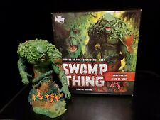 DC Direct Comics Heroes of the DC Universe Bust Limited Edition Swamp Thing