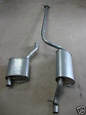 98-04 Colector de escape frente hacia abajo tubería /& Juego De Juntas FR7505 Ford Focus 1.6 Mk1