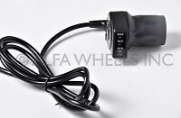 36V Half-Twist Throttle 5 wire w indicator f razor electric scooter ebike
