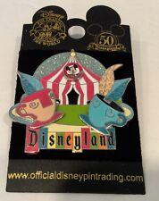 Disney DLR Retro Collection - 50th Anniversary (Tea Cups) NOC Pin