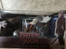 Freddy vs Jason Action Pack HorrorClix New