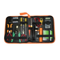 Pro Network Computer Cable Repair Tool Kits Lan Fixing Too Sets 16 In 1