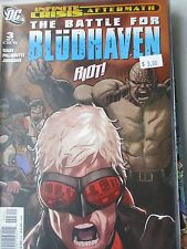 Infinite Crisis Aftermath The Battle For Bludhaven RIOT ! #3 of 6 DC COMICS 2006