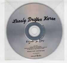 (GV612) Lonely Drifter Karen, Fall of Spring - 2010 DJ CD
