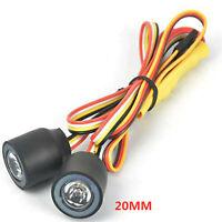 20mm LED Scheinwerfer Licht Lampe Set Für 1/10 RC Crawler Car Truck Autozubehör