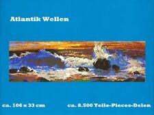 Mini Stecksystem Atlantik Wellen ca. 8.500 Teile Nr. 41283 mit XXL-Steckvorlage