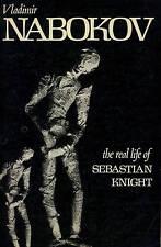 FICTION LITERATURE VLADIMIR NABOKOV REAL LIFE OF SEBASTIAN KNIGHT 1977
