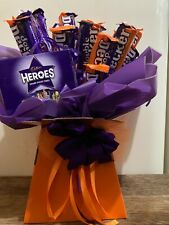 Double Decker luxury chocolate sweet bouquet hamper (personalise)