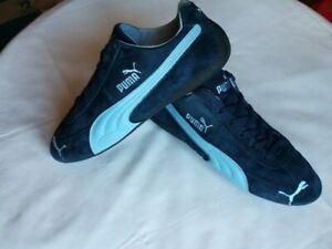 PUMA Speed Cat SD Blue Vintage Collector Extremly Rare EUR 44 UK 9,5 US 10,5