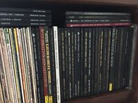 Vinyl Record Collection - Box Sets of Classical, Opera, Broadway! You Choose!