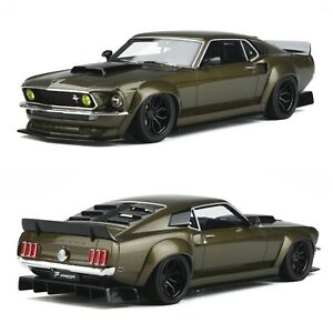 1/18 Gt Spirit MUSTANG Prior Design Candy Brown Pre-order Shipping January
