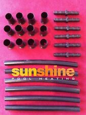 Solar Pool Heating Collector Absorber Barbs Repair Kit