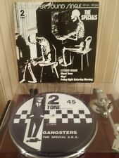 "THE SPECIALS - GHOST TOWN GERMAN SUPERSOUND 12"" 3 Track MAXI SINGLE 1981 ☆RARE☆"