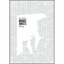 SPINELESS Classics il diario di Bridget Jones libro di testo completo poster Wall Decor