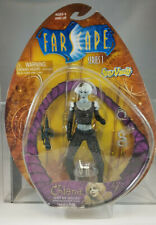 """Farscape Series 1 Chiana Armed And Dangerous 6"""" Action Figure Nib Toy Vault"""