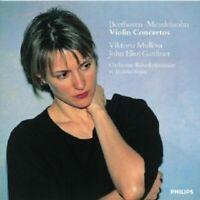 VIKTORIA MULLOVA/JOHN ELIOT GARDINER/ORR - VIOLINKONZERT OP.61/OP.64  CD NEW!