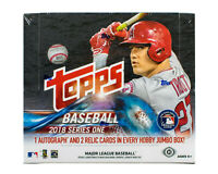 2018 Topps Series 1 Baseball #1-250 Base Set Singles You Pick Card Build lot MLB