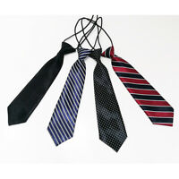 Mixed Pattern Toddle Pre-Tied Neck Ties Wedding Necktie for Schoolboys Kids