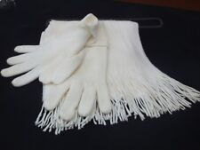 GORGE ASDA YOUNG LADIES SCARFF AND GLOVE SET