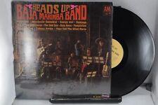 Baja Marimba Band Heads Up! A&M LP 1967