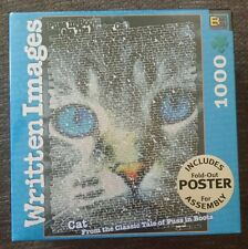 Written Images 1026 pcs Jigsaw Puzzle Cat From the Classic Tale of Puss in Boots