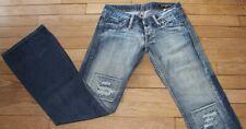 P&Y Denim  Jeans pour Femme W 27 - L 34 Taille Fr 36  ALEX  (Réf #K173)