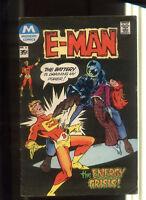 E-man 3 VG/FN Charlton (1973) CBX9