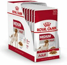Royal Canin Medium Adult 10 Buste da 140 g umido Cani Adulti Media Taglia