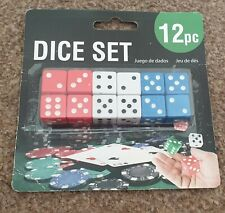 12 Piece Dice Set