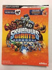 Skylanders Giants Official Strategy Guide Paperback Activision 2012