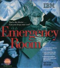Emergency Room 1 1995 Original +1Clk Windows 10 8 7 Vista XP installieren