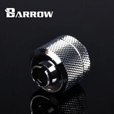 "Barrow G1/4"" Silver 3/8  ID x 5/8 OD Compression Fittingn - 068"