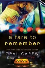 A Fare to Remember by Opal Carew (2017, Paperback)