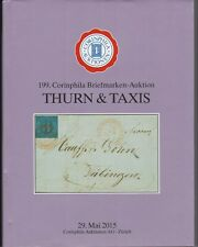 AUCTION CATALOGUE – CLASSIC THURN & TAXIS (A HARDBACK CATALOGUE)