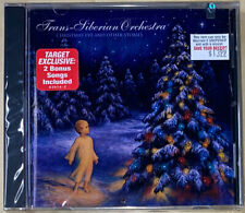 Trans-Siberian Orchestra ~ Christmas Eve And Other Stories [Cd] Target Exclusive