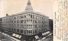 Minnesota postcard Minneapolis Donaldson's Glass Block ca 1908 department store