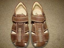 New Boy's Primigi Leather Sandals EUR sz 28 (US sz10)