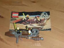 LEGO STAR WARS 7104 DESERT SKIFF 100% COMPLETE