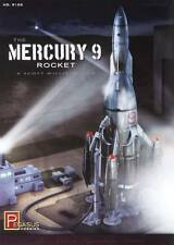 Pegasus Hobbies 1/350 Mercury 9 Rocket Plastic Model Space Kit 9103 PGH9103