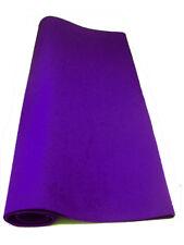 """Violet tapis de glace - """"trim to fit"""" audio sub boxes, panneau de voiture, toit, colis étagère"""