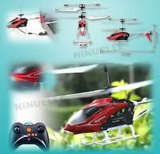 MINI RC HUBSCHRAUBER SYMA S5 3-Kanal ferngesteuerter Helicopter mit Gyro Rot