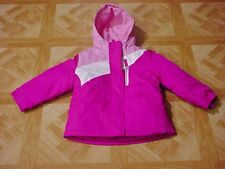 Healthtex Toddler Girl 3 in 1 Ski/Snowboard Jacket with Removal Inner Layer 24 M
